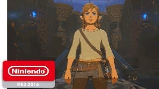 BotW — Introduction — Nintendo Treehouse: Live (E3 2016)