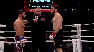 Сосо Нижарадзе vs Адам Гагиев, M-1 Challenge 86, FULL HD