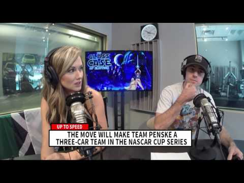 Podcast: Hear from Blaney first hand on his move to Team Penske