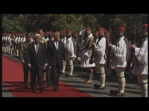 Στην Αθήνα ο πρόεδρος της Πορτογαλίας
