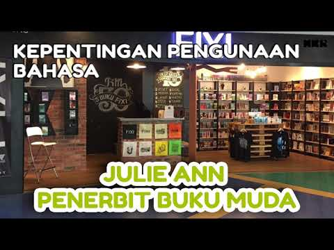 Julie Ann Penerbit Buku Muda