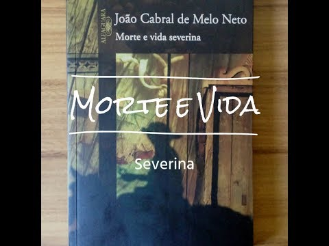 [Resenha] Eu Li: Morte e Vida Severina - João Cabral de Melo Neto