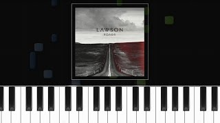 """Lawson   """"Roads"""" Piano Tutorial   Chords   How To Play   Cover"""