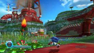 Klagmar's Top VGM #482 - Sonic Colors - Planet Wisp Act 1