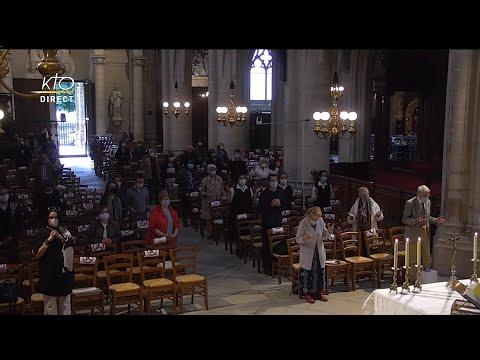 Messe du 5 juin 2021 à Saint-Germain-l'Auxerrois