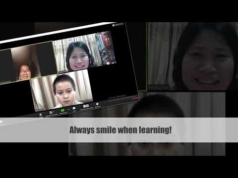 Online Class with Ms. Nhung Lee