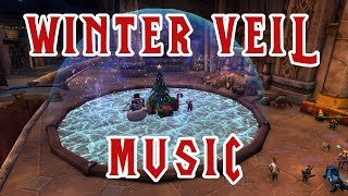Winter Veil Christmas Music - World of Warcraft Music