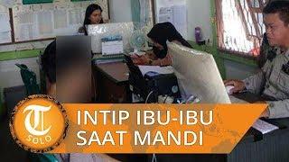 Pemuda di Kapuas Hulu Tepergok Satpol PP saat Sedang Mengintip Ibu-ibu Mandi di Kontrakan
