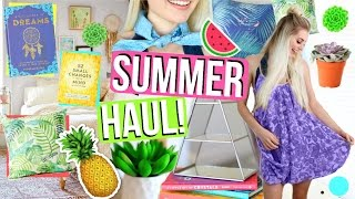 Summer Try-On Haul! Clothes + Room Decor! | Aspyn Ovard by Aspyn Ovard