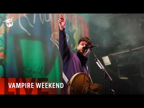 Vampire Weekend - 'New Dorp. New York.' (live At Splendour In The Grass 2018)