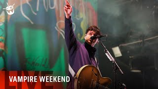 Vampire Weekend   'New Dorp. New York.' (live At Splendour In The Grass 2018)