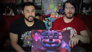 FIVE NIGHTS AT FREDDY'S SISTER LOCATION TRAILER REACTION & REVIEW!!! by The Reel Rejects