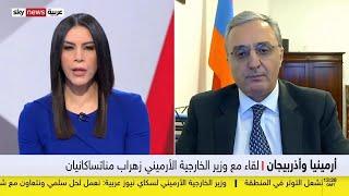 Zohrab Matsakanyan's Interview to SkyNews Arabia