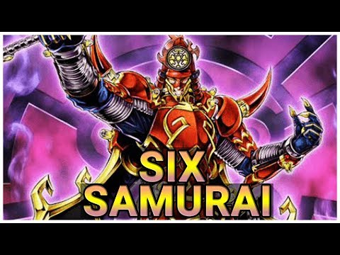 Neue SIX SAMURAI Version! || Yu-Gi-Oh Duel Links