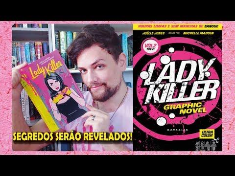 Resenha LADY KILLER | Volume 2 | Joelle Jones | DarkSide Books
