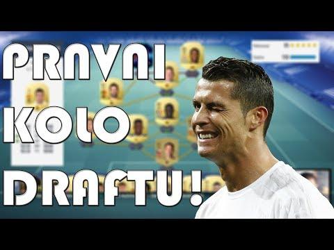 PRVNÍ KOLO DRAFTU!   FIFA 19   CZ/SK