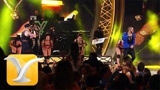 Yandel (con Gadiel), Plakito, Festival de Viña 2015 HD 1080p