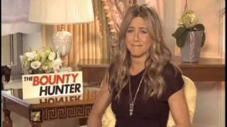 New: Interview with Jennifer Aniston (The Bounty Hunter)
