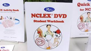 How Nursing Student use NCLEX DVD Self-Study Program