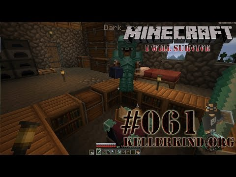Verzauberungen ★ #061 ★ EmKa plays Minecraft: I will survive [HD|60FPS]