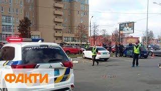 Стрельба в Харькове: злоумышленник подорвался на своей гранате