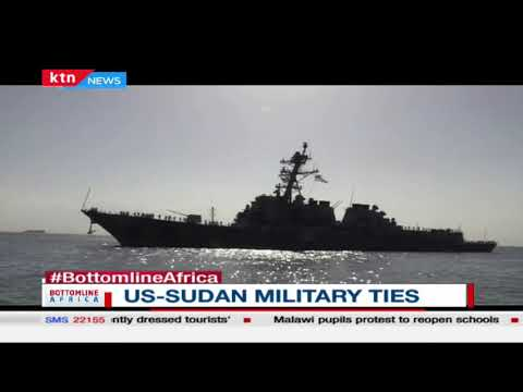 US Warship arrives in Sudan after Russian one | Bottomline Africa