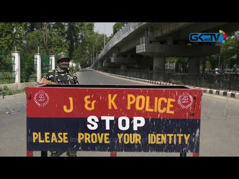 Restrictions imposed in containment zones in Srinagar