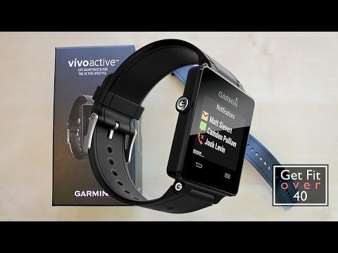 Garmin VivoActive Activity Tracker and Smart Watch Review