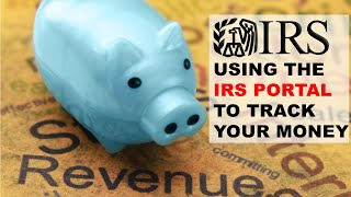 How to track your $1200 STIMULUS CHECK using the IRS.gov website.