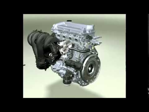 Фото к видео: Mazda 6 MZR DOHC 16V