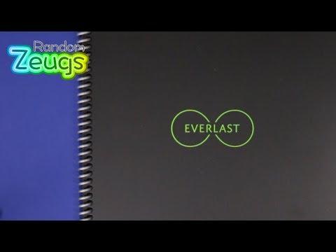 Rocketbook Everlast - Der unendliche Collegeblock