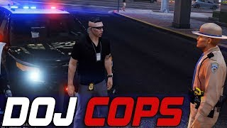 Dept. of Justice Cops #626 - Drunk Cop, Bad Cop