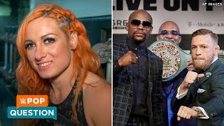 Mayweather vs. McGregor: Who do WWE Superstars predict to win?: WWE Pop Question