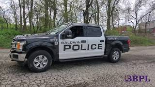 Police Truck – Baldwin Police Department