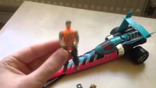 Split Seconds Afterburner - A Kenner M.A.S.K toy review