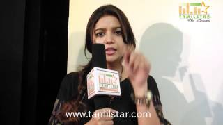 Swathi Reddy Speaks at Karthikeyan Movie Press Meet