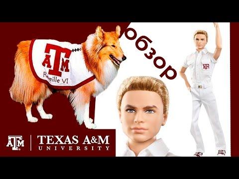 """Кукла Коллекционная Кен """"Техасский университет"""", Pink Label, фото 5"""