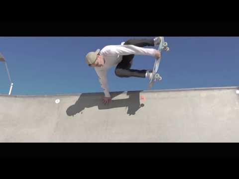 Derek Scott Skateboarding at the Golden CO Skatepark