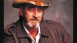 Don Williams - I Wouldn't Be A Man.wmv