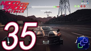 NEED FOR SPEED Payback PC 2K Walkthrough - Part 35 - DRAG: Diamond Block