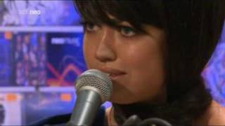 Aura Dione, Aura Dione - I will love you Monday 365 (Live Unplugged , Acoustic)