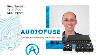 Live Workshop   AudioFuse 8Pre & Studio Overview