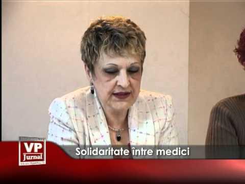Solidaritate între medici