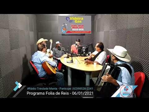 Folia de Reis Programa Especial - 06/01/2021