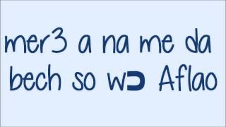 Sarkodie and Castro - Adonai (Lyrics) (HD)