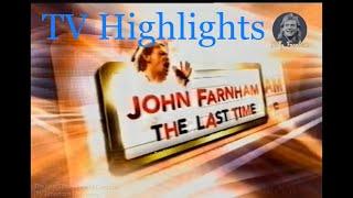 John Farnham - The Last Time Concert (TV Highlights)
