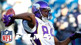 #3 Randy Moss   Top 10 Mic'd Up Guys of All Time   NFL Films