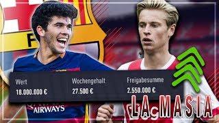 BILLIGSTE AUSSTIEGSKLAUSEL DER KARRIERE !! 🔥😱 | FIFA 18 FC Barcelona B Karrieremodus #9
