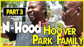 From Blood Alley to Hoover Park Family to Neighborhood to Rolling 20s Bloods during 1970s in LA