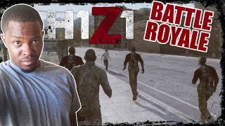 H1Z1 Hardcore Battle Royale Gameplay - TOO MANY ZOMBIES | H1Z1 Hardcore Mode